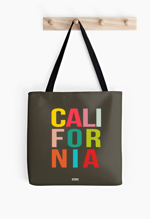 California Tote bag - California bag