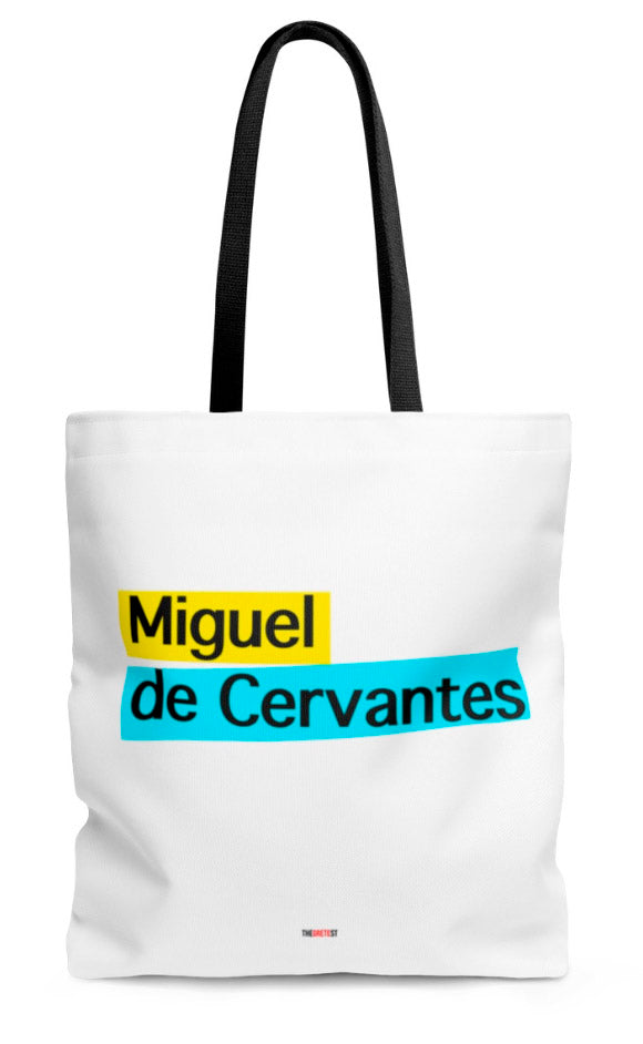 Cervantes Tote bag - Book Tote Bag