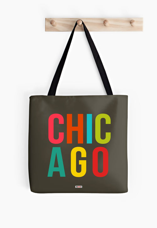 Chicago Tote bag - Chicago bag