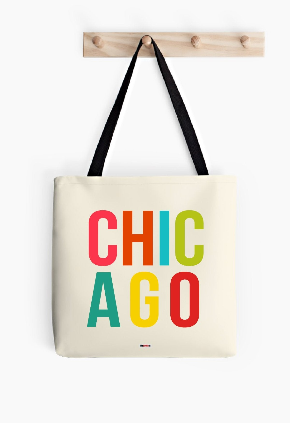 Chicago Tote bag - Chicago bag-TheGretest