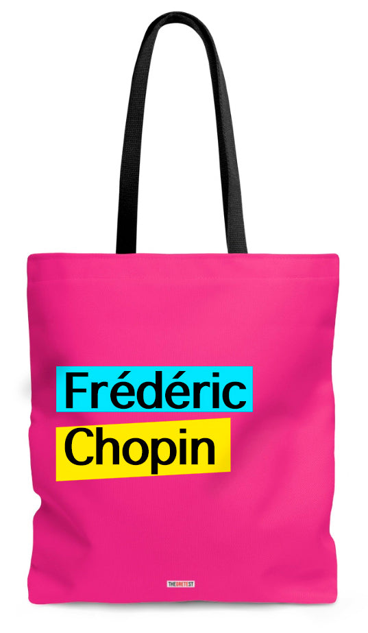 Chopin Tote bag - Gifts for musicians