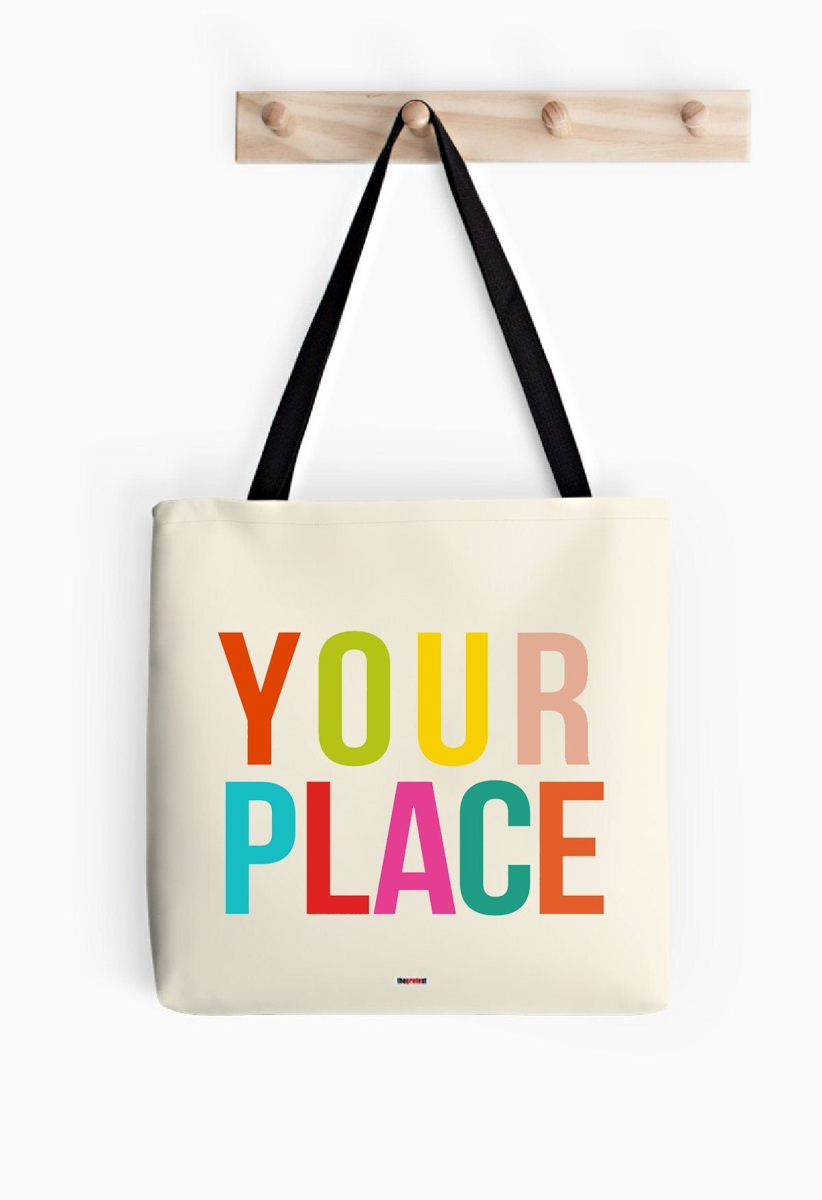 Custom Tote bag - The Gretest