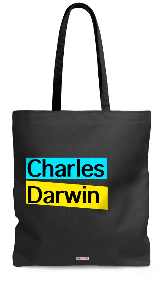 Darwin Tote bag - Gift for scientists
