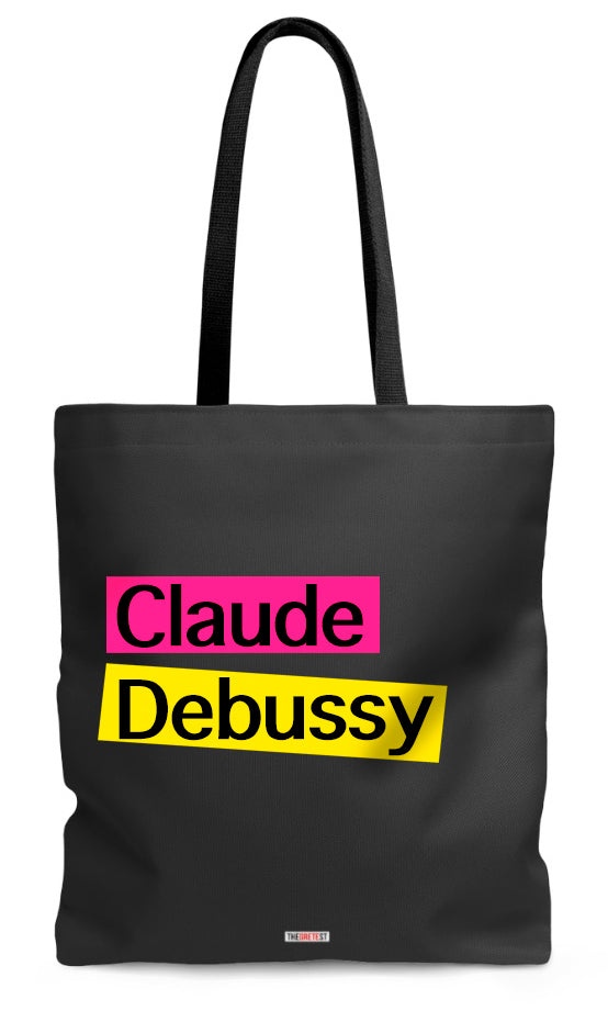 Debussy Tote bag - Gifts for musicians