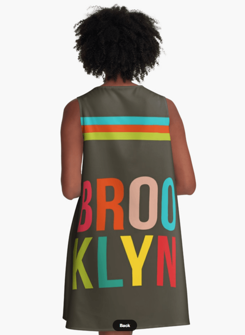 Brooklyn Dress - Dress for Woman - Girls dress - Modern Patterns Dress-TheGretest