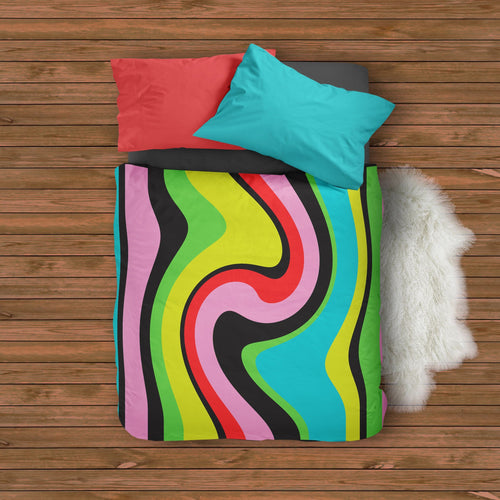 Colorful Duvet Cover