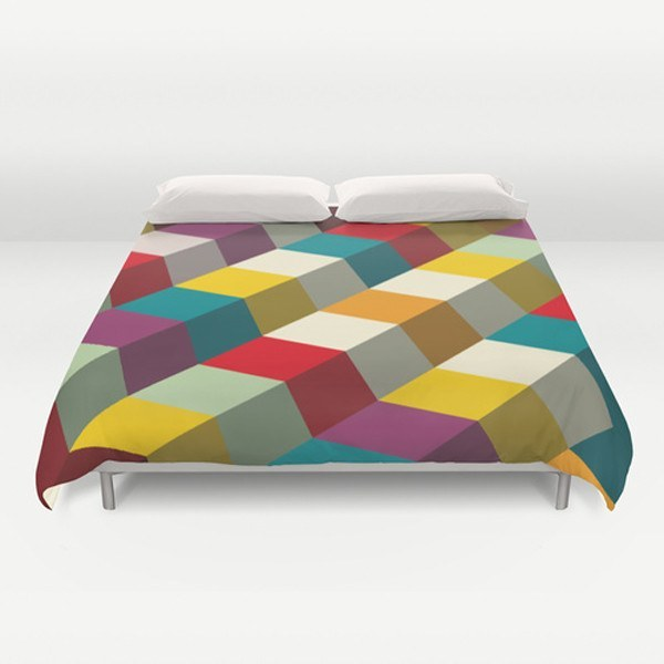 Colorful Style Duvet Cover - TheGretest - 2