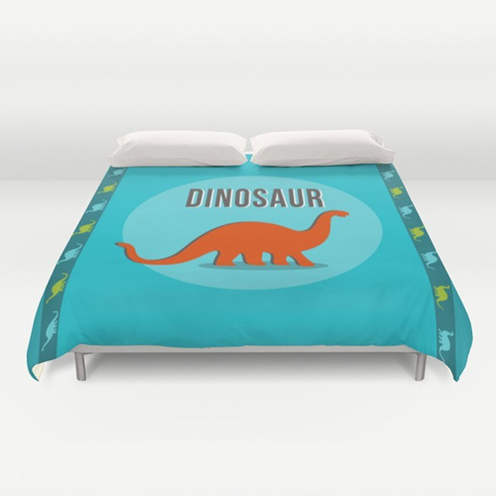 Dinosaur Duvet Cover-TheGretest