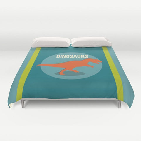Dinosaurs Duvet Cover - TheGretest - 1