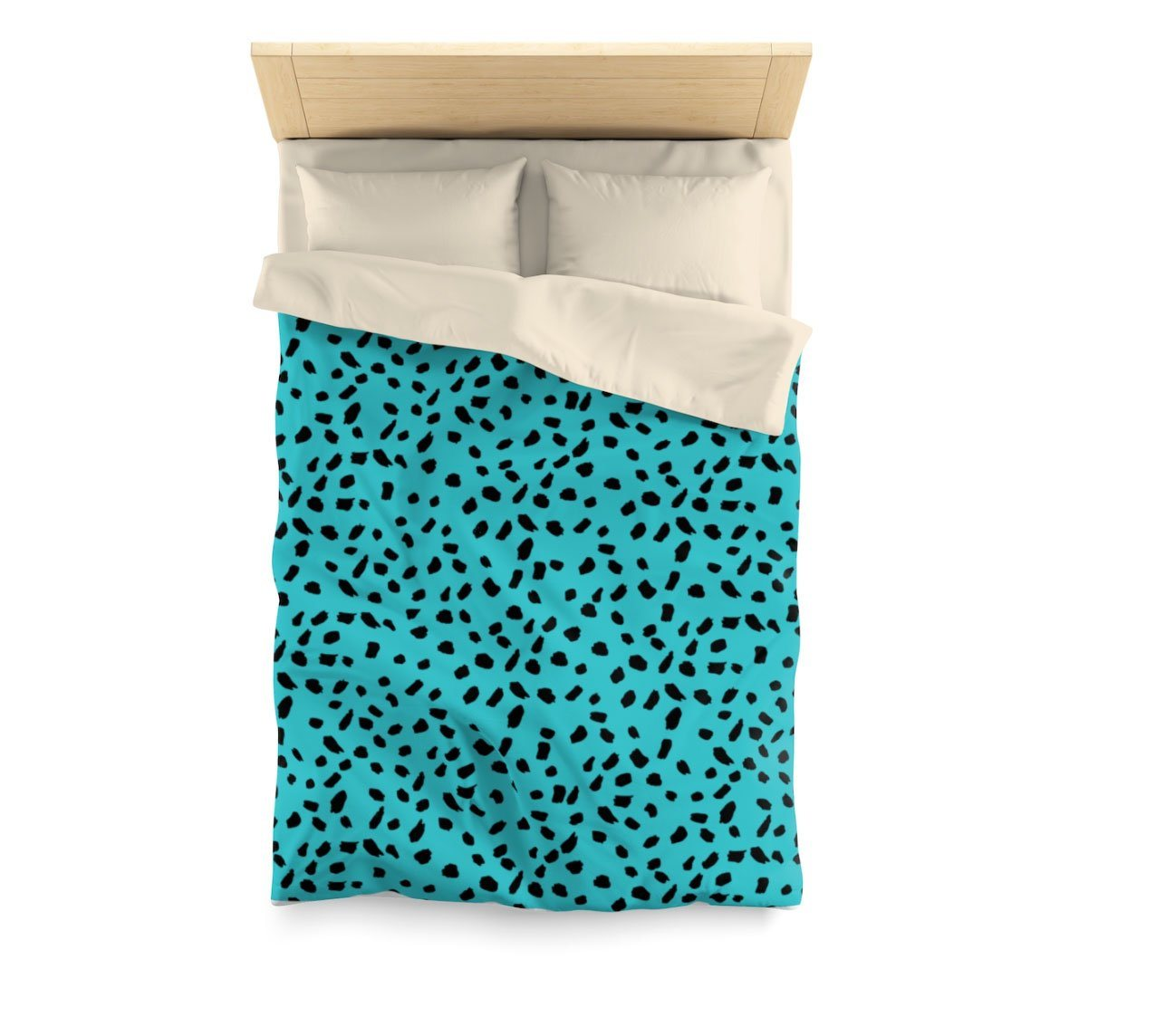 Leopard Duvet Cover by The Gretest