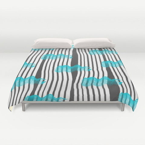 Lines Duvet Cover - TheGretest - 1