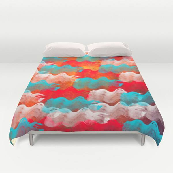 Modern Duvet Cover-Duvet Covers-TheGretest