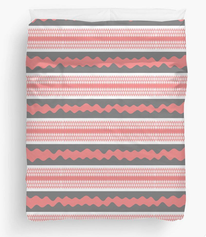 Pink Dreams Duvet Cover-TheGretest