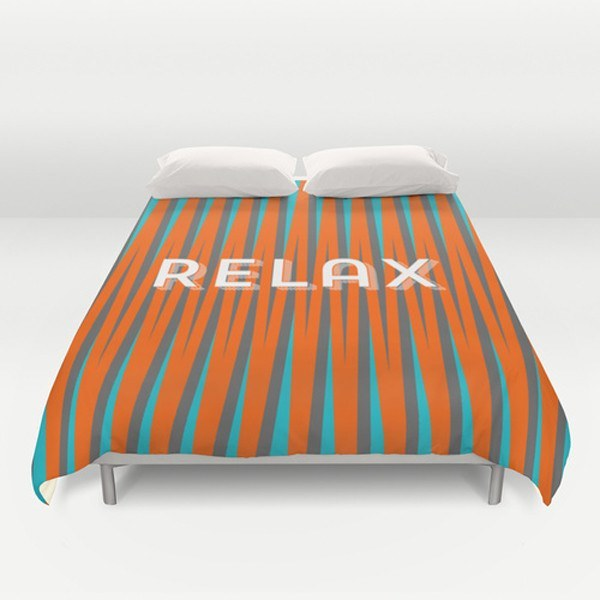 Relax Duvet Cover-TheGretest