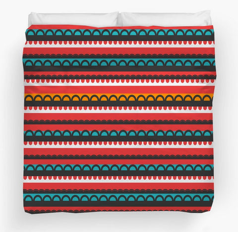 Scandinavian Dream Duvet Cover - TheGretest - 1