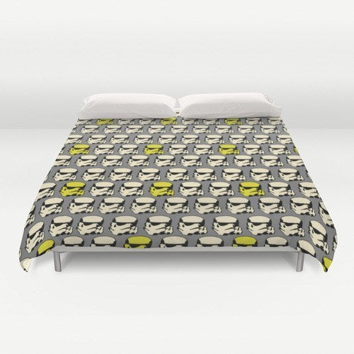 Stormtrooper Pop Duvet Cover