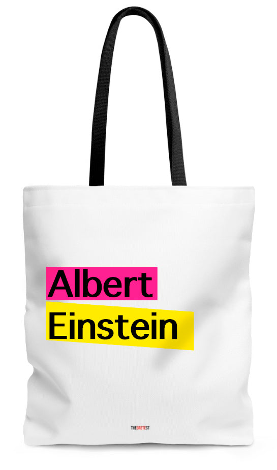 Einstein Tote bag - Gift for physicists