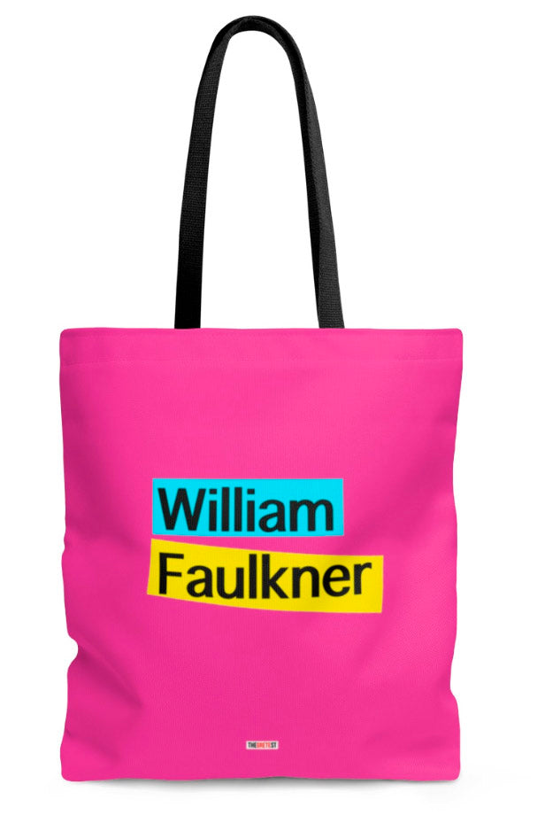 Faulkner Tote bag - Gifts for Readers