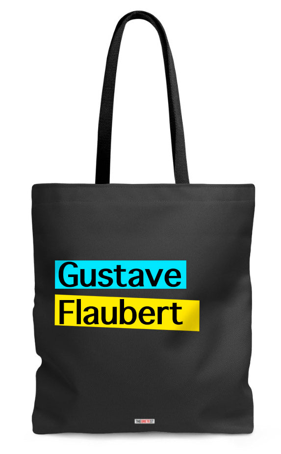 Flaubert Tote bag - Gifts for Readers