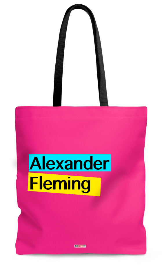 Fleming Tote bag - Gift for  physicians