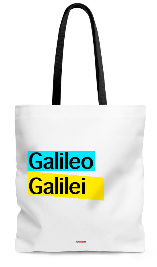 Galileo Tote bag