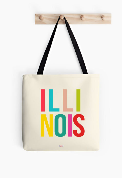 Illinois Tote bag - Illinois bag