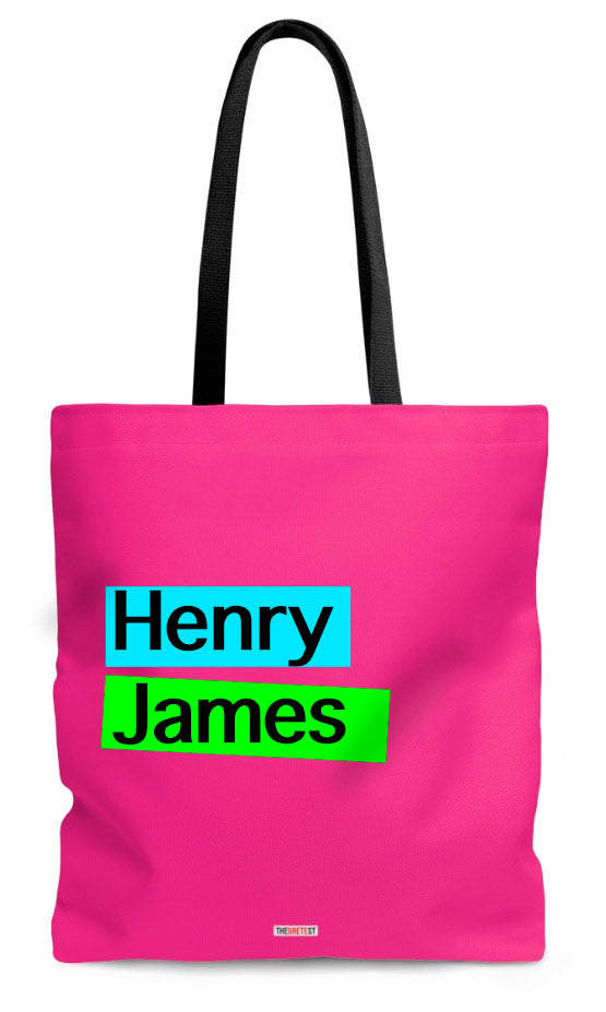 Henry James Tote bag - Gifts for readers