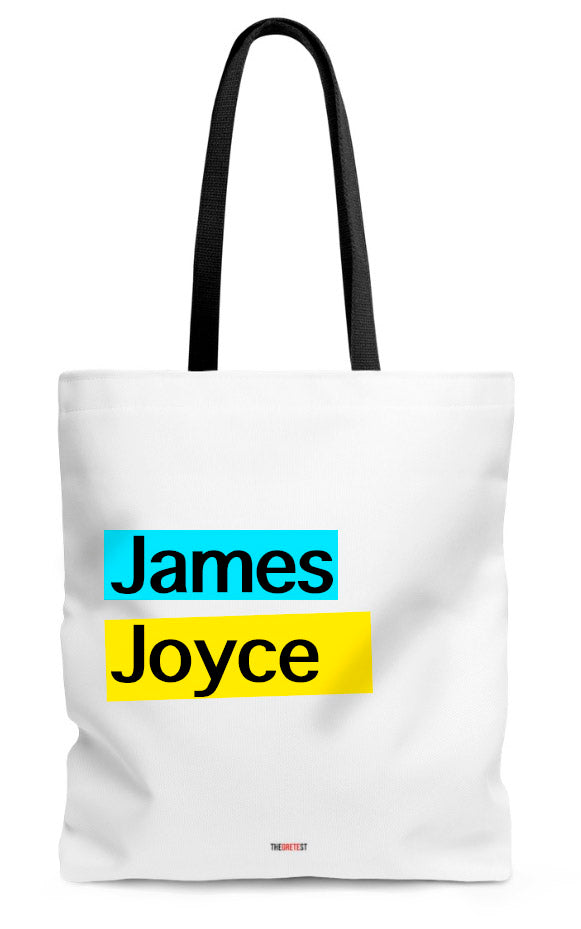 James Joyce Tote bag - Gifts for readers