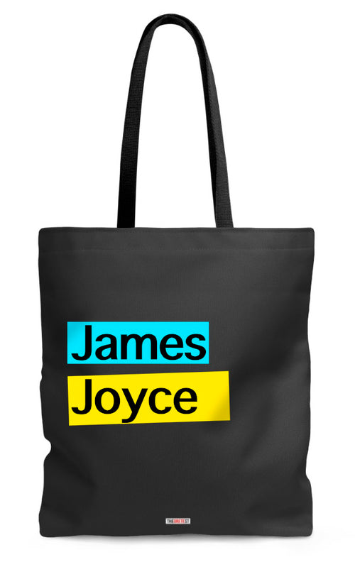 James Joyce Tote bag