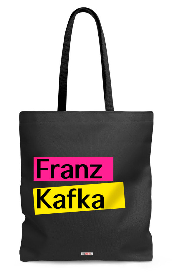 Kafka Tote bag - Gifts for readers