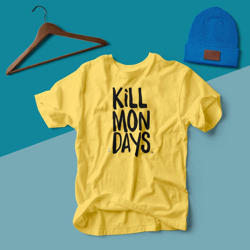 Kill Mondays T-shirt - Kill Mondays Tee