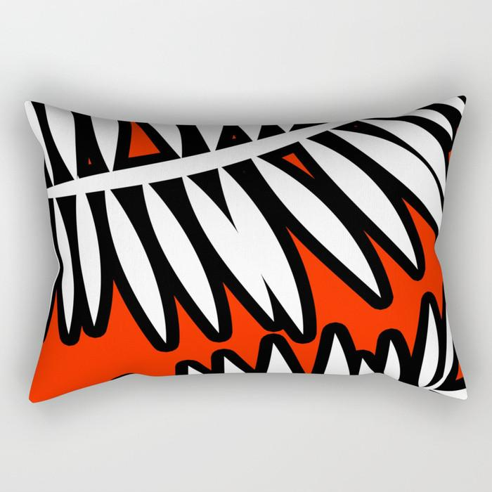 Leafs on Bold colors Pillow-TheGretest