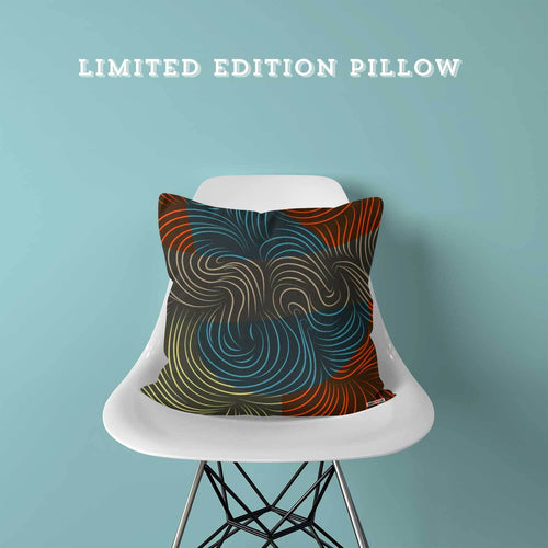Limited Edition Pillow - The Ocean