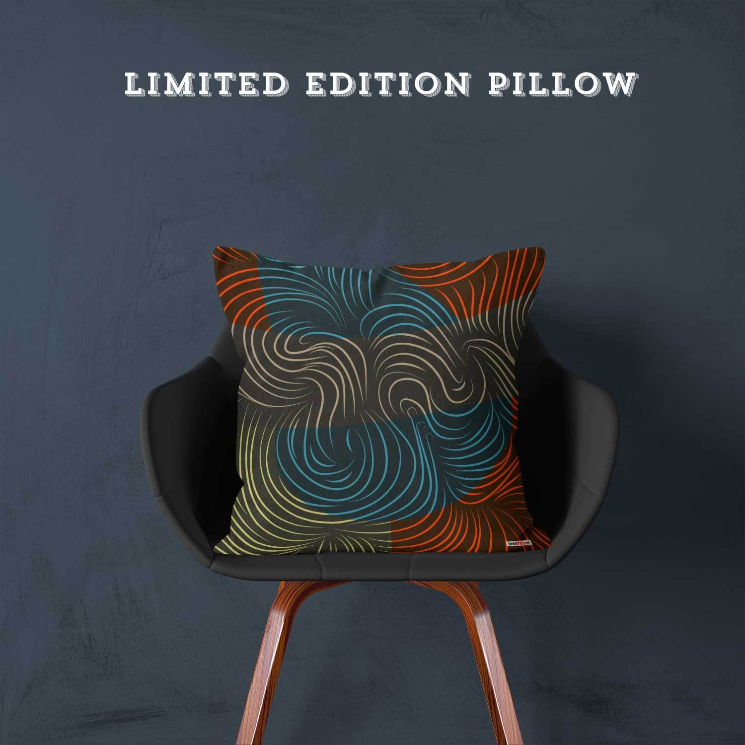 Limited Edition Pillow by The Gretest