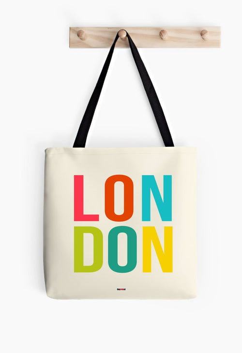 London Tote bag - London bag