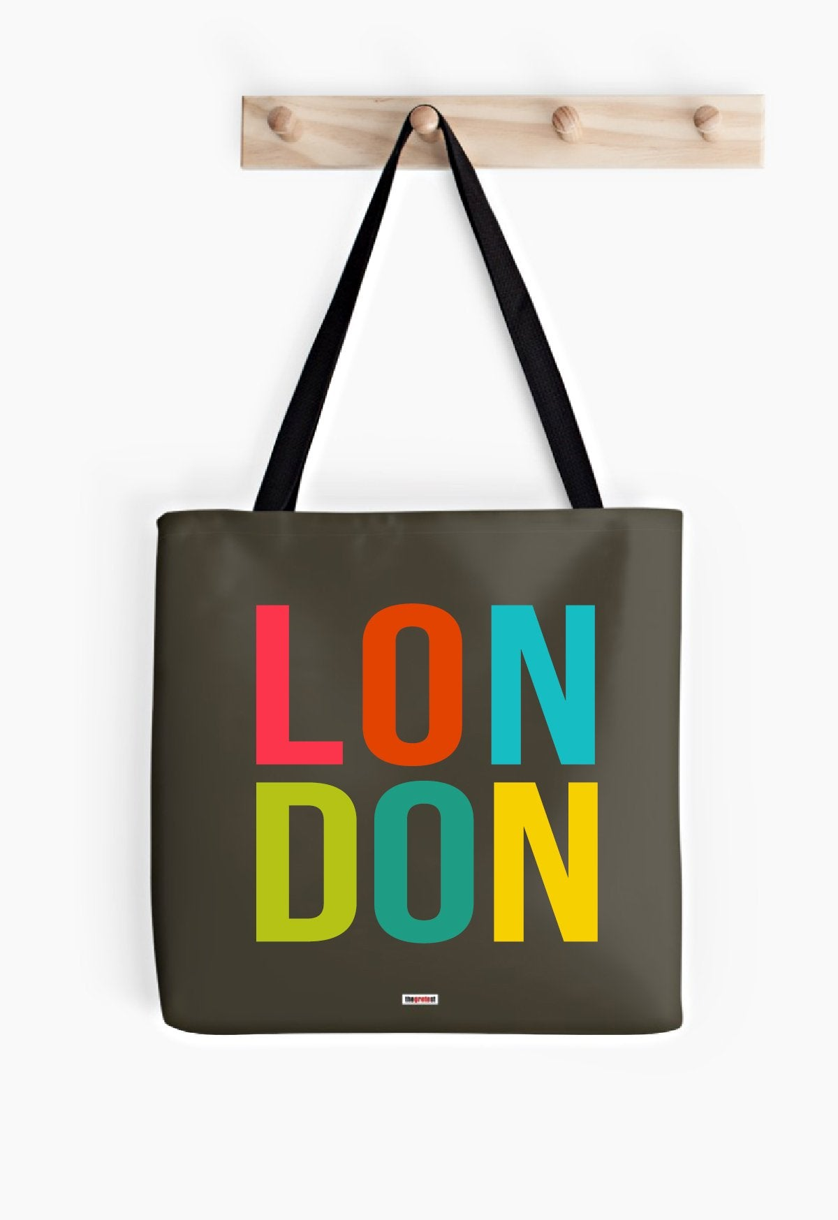 London Tote bag - London bag-TheGretest