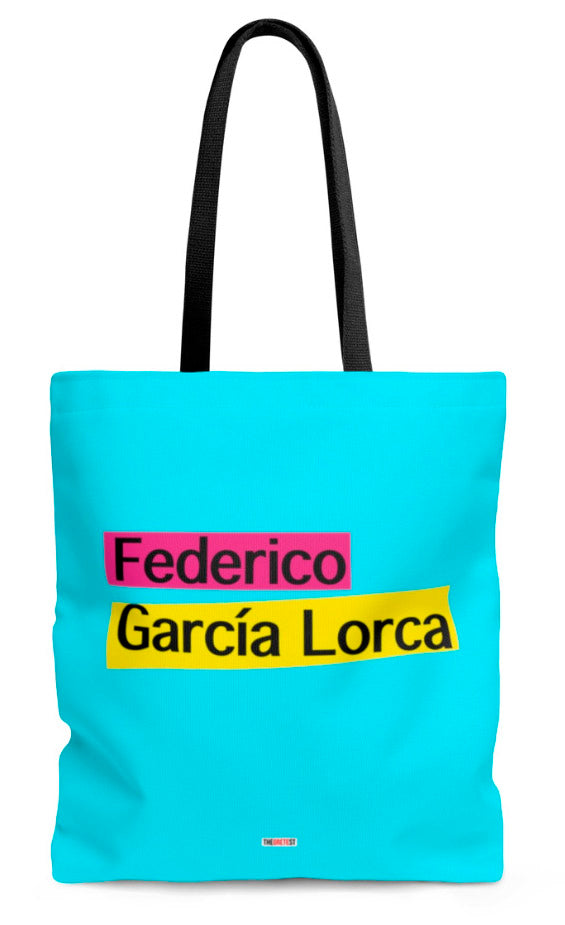 Lorca Tote bag - Gifts For Readers
