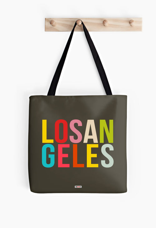 Los Angeles Tote bag - Los Angeles bag
