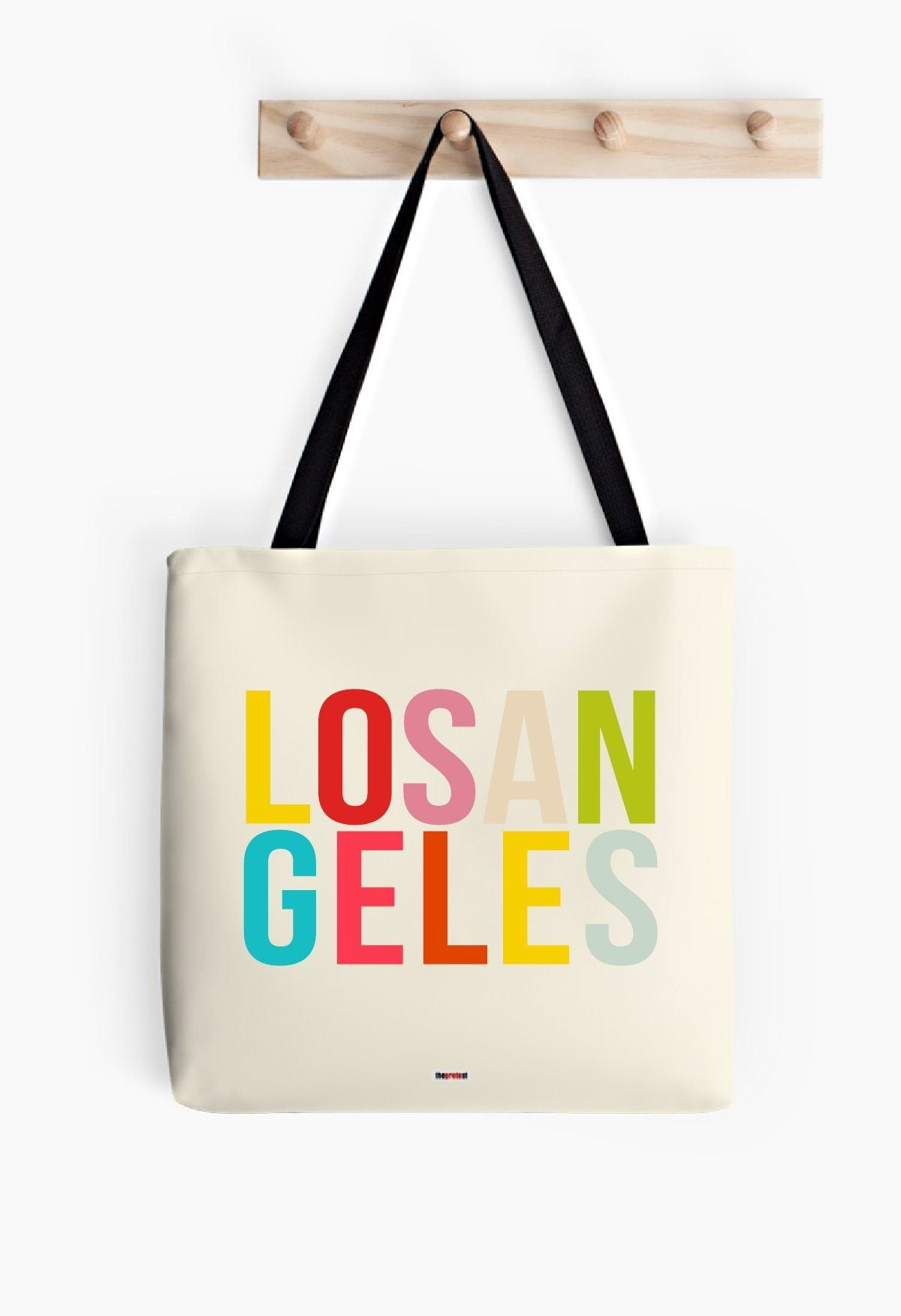 Los Angeles Tote bag - Los Angeles bag-TheGretest