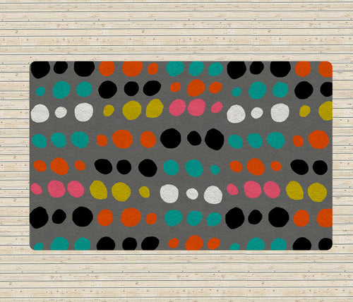 Color Dots Rug