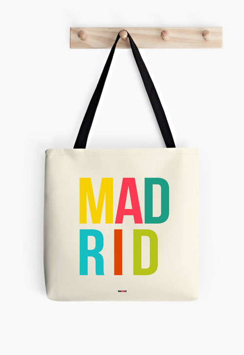 Madrid Tote bag - Madrid bag