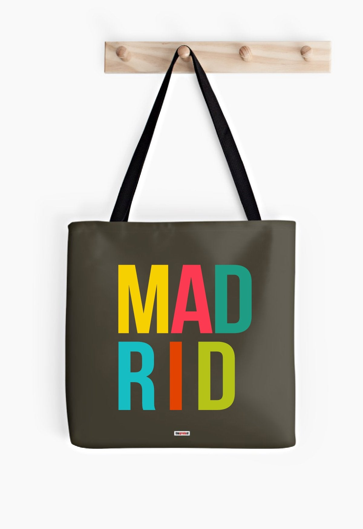 Madrid Tote bag - Madrid bag-TheGretest