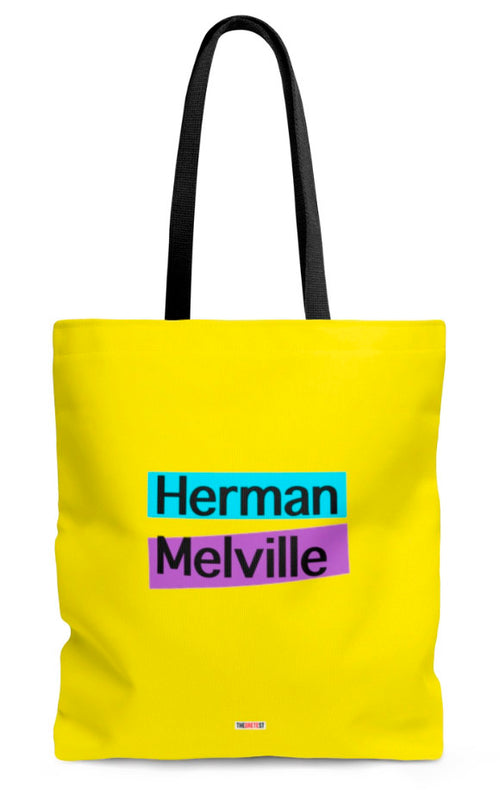 Herman Melville Tote bag