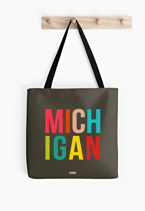 Michigan Tote bag - Michigan bag