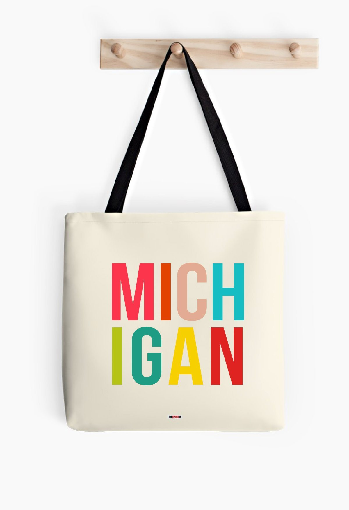 Michigan Tote bag - Michigan bag-TheGretest