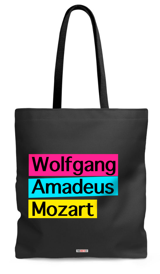 Mozart Tote bag - Gifts for classical musicians