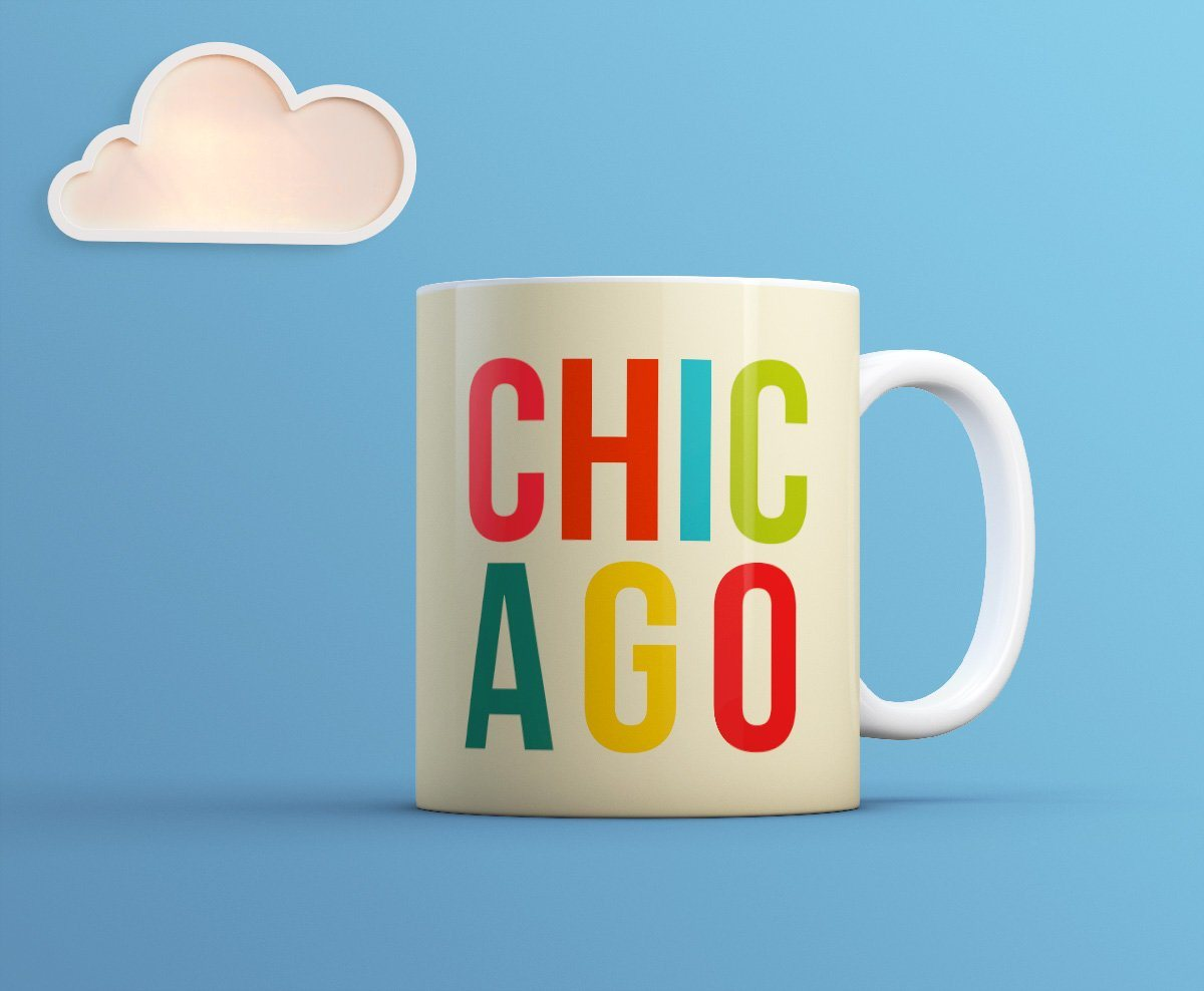 Chicago Mug - Chicago Souvenir-TheGretest