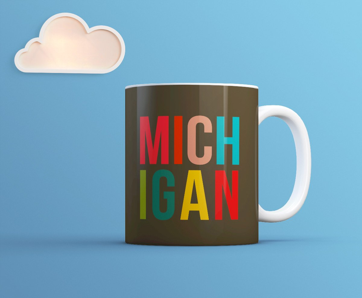 Michigan Mug - Michigan Souvenir-TheGretest