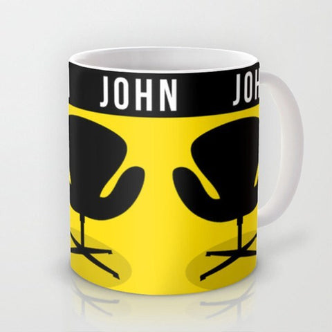 Modern Chair Mug - TheGretest - 1