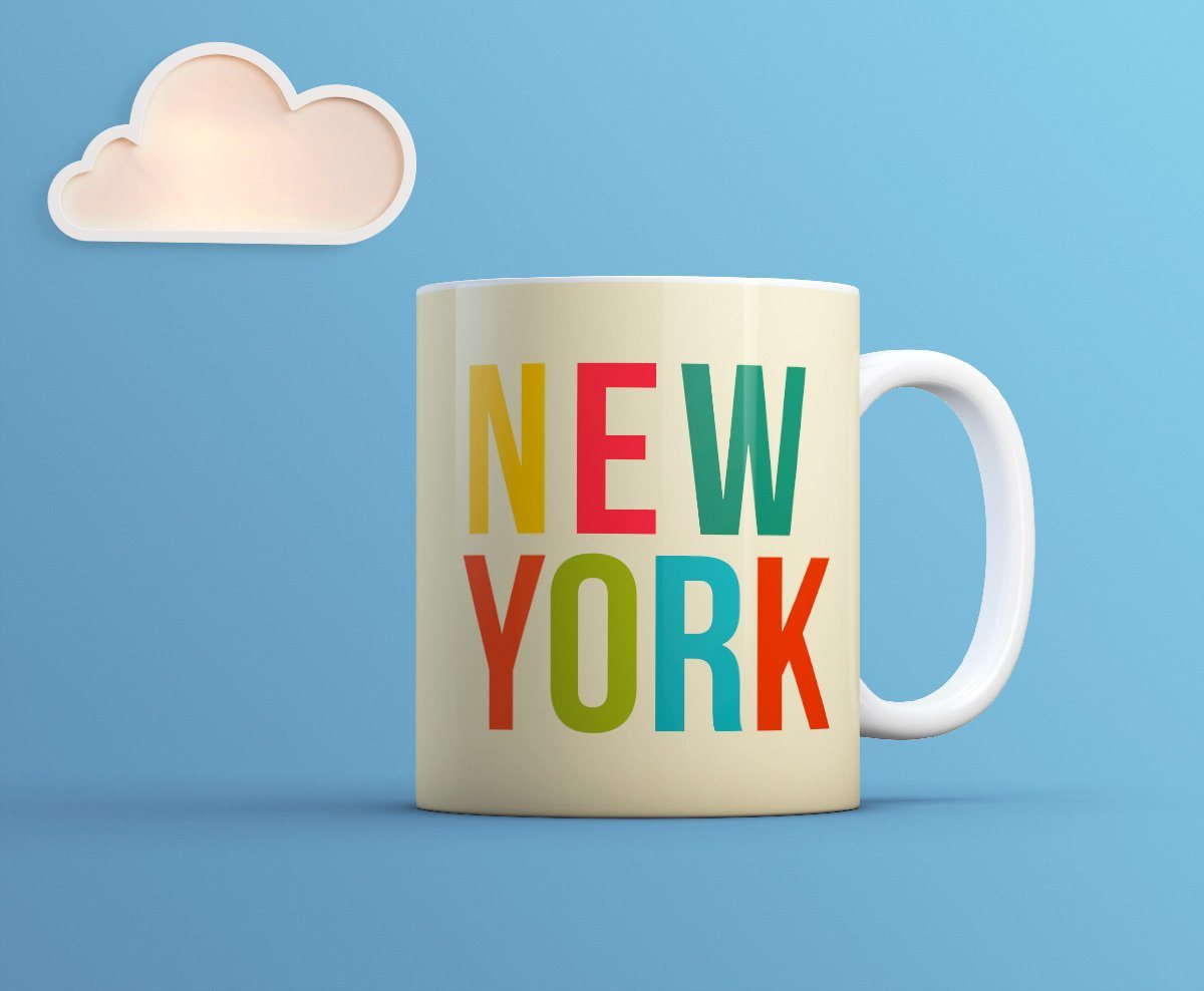 New York Mug - New York Souvenir-TheGretest